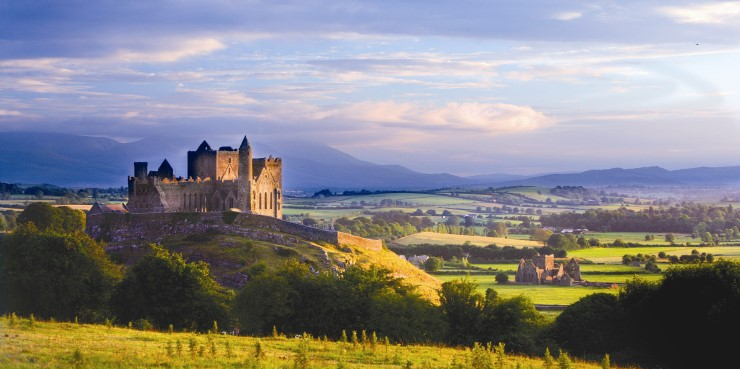 visas to Ireland, Rock of Cashel, Ireland