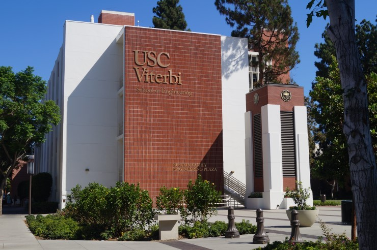 OPT Training, USC, Viterbi School of Engineering, Los Angeles