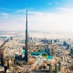 Places To Visit in Dubai , migrate to Dubai, Dubai Tourist Attractions Burj Khalifa Tower. Image source theclassytraveler.com