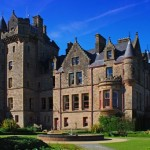 Belfast Castle, Northern Ireland by Andrew Hurley