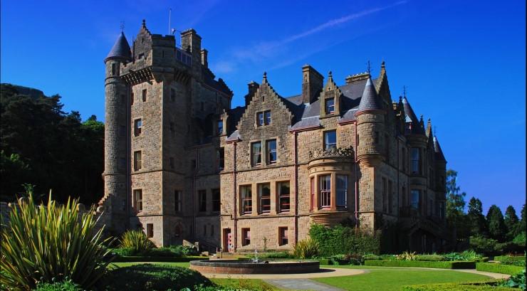 Belfast Castle, Northern Ireland by Andrew Hurley