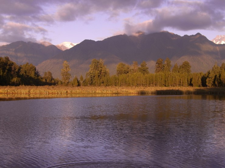 Lake Matheson @ Fox Glacier, New Zealand, New Zealand Investor Visa