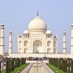 Corona travel tips, Taj Mahal, Agra. Photographer Subhrajyoti