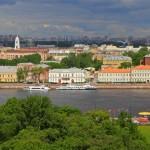 Saint Petersburg State University, Russia. Photographer A.Savin