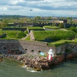 Suomenlinna, a UNESCO World Heritage Site in Helsinki, Finland. Photographer Michal Pise