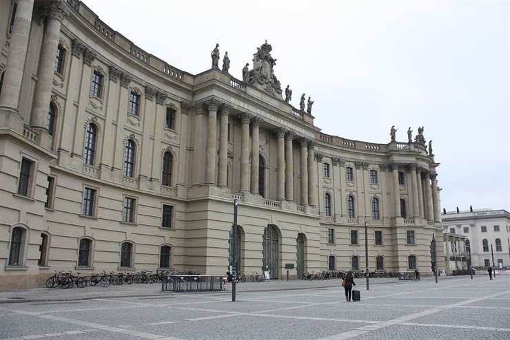 Humboldt University, Berlin, Germany. Photographer Dguendel
