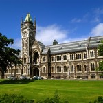 University of Otago, New Zealand. Photographer by Ulrich Lange