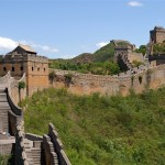 Great Wall of China. Photographer by Jakub Hałun