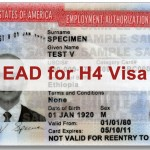 , H4 visa work authorization, H4 visa