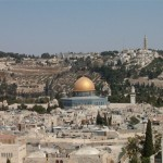 Jerusalem - the old city. Image source israelcharm.wordpress.com