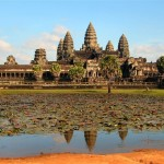 Angkor Wat temple in Cambodia. Photographer Bjørn Christian Tørrissen