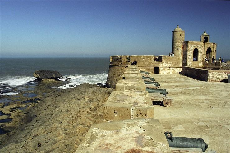 Skala de Ville, Morocco. Photographer Jerzy Strzelecki