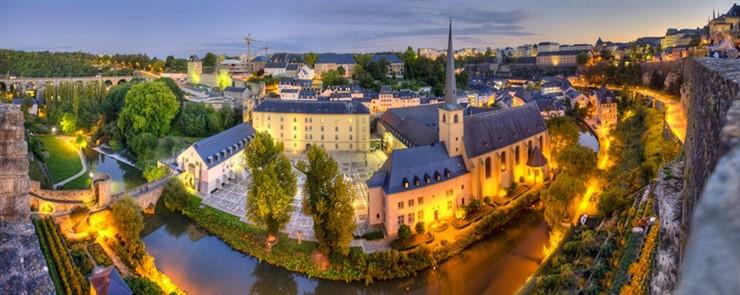 Aeroflot, Luxembourg. Photo source ttvnol.com