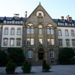 University Luxemburg, Campus Limpertsberg by M. Krimgen