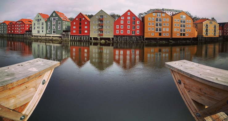 Trondheim, Norway, Changing trends of citizenship