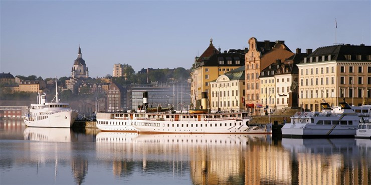 Gamla Stan, the Old Town, is one of theforemost attractions in Stockholm. This is where Stockholm was founded in 1252.