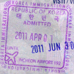 Work Visa for South Korea
