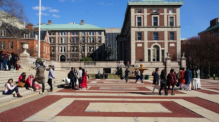 Student Visa to US, Columbia University