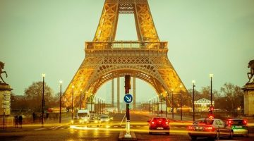 visa to France